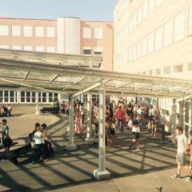 Projet au lycée Saint-Bénigne